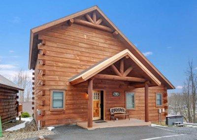 Cabin 48 - Exterior