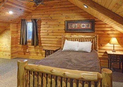 Cabin 45L - Bed