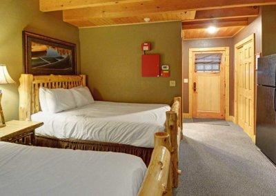 Cabin 46L - Beds