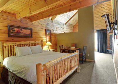 Cabin 50L - Bed