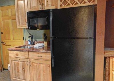 Cabin 50L - Kitchen