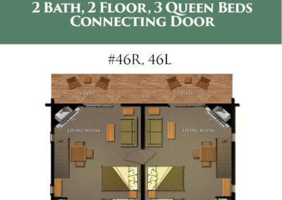Duplex Double Loft Layout